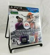 Ea Sports Tiger Woods Pga Tour 13 Sony Playstation 3 Factory Sealed 2012