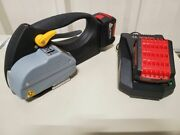 Pac Vt550l Set Battery Operated Hand Held Strapping Machine - New
