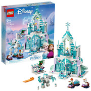 Lego Elsaand039s Magical Ice Palace - 43172