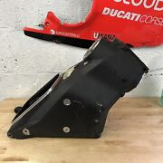 Ducati Panigale Race Frame With Carbon Air Intake