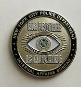Brand New-sought After-internal Affairs Bureau -nypd Challenge Coin