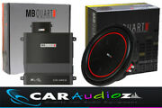 Mb Quart 12 Subwoofer And 2ch Amp Package Amazing Quality Car Audio Deal