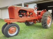 Allis Chalmers Wd Tractor