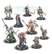 Complete Blackstone Fortress Well Painted Explorers And Hostiles Full Set