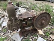 Montgomery Ward Water Pump Model 64hm-3540-a Antique Hit Or Miss Engine Rare
