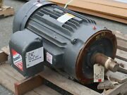 Baldor 50 Hp Industrial Electric Motor No. M4115t-5