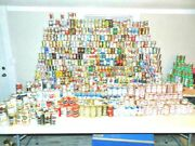 Over 400+ Vintage Collectible Drained Empty Beer Cans