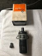 Nos Delco Remy 1115380 Ignition Coil 1947-1955 Chevrolet Buick Cadillac U-502