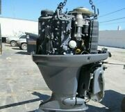 2006 Yamaha Outboard Motor F115tlr 115hp 4 Stroke 20 For Parts Or Rebuilding