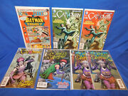 Batman Family 6 Catwoman 23 1st Appearance Of The Joker's Daughter Lot 1