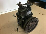 1967 Ford Mustang Shelby Gt500 Ac Compressor Fomoco C7aa-2875b2 Date 067