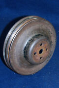 1968 1969 1970 1971 1972 Ford Torino Truck Water Pump Pulley 2-row 360 390 C8aea