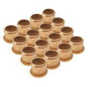 Pack Of 16 Caster Bushings For 2006 Wright Stander Rh 79530014 28551 Mowers