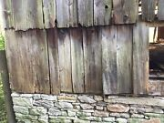 70-75 Sq. Ft. Weathered Grey Reclaimed Barn Siding 6-12 In. By 4 Ft. Tall