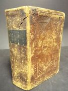 1877 German Bible. Printed By American Bible Society, New York. Complete