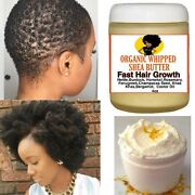 Hair Growth Whipped Butter Mega Hair Growth Butter Fenugreek Nettle Burdock