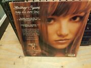 Britney Spears..baby One More Time 12 Inch Single