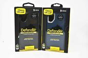 Otterbox Defender Case W/ Holster Clip For Samsung Galaxy Note 10+ Plus - New