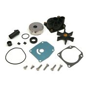 Water Pump Kit For 1993 Johnson Evinrude 55 Hp J55rwletb Outboard Boat Impeller