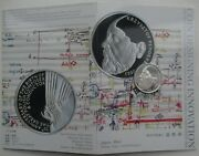 Japan 2003 International Coin Design Competition 13.5g Silver Medal