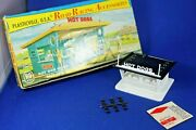 Ho Plasticville 2675-100 Hot Dog Stand - Road Race Accessories - Ex+++++
