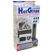 Oxford Heated Grips Motorcycle Essential -commuter Uk Stock 2021 New