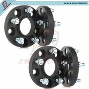 5x4.5 20mm Fits Toyota Pickup Ford Fusion Escape Kia 4 Wheel Spacers 12x1.5