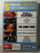 The Good Son Dvd + Stir Of Echoes + Good Thief + The Vanishing + Best Laid Plans