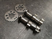 Can Am Ds 450 Intake And Exhaust Cam Shaft Camshaft