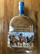Woodford Reserve Kentucky Derby 146 Empty Collectible Bourbon Bottle W/ Tag