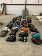 Vintage Motorcycle Gas Tank Collection 79 Tanks