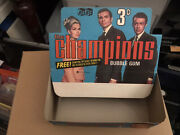 """Aandbc Gum Complete Box For """"the Champions"""" Condition Unparalleled"""