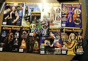 Tomart's Action Figure Digest Magazines Lot Of 9 Issues 110-119 Star Wars