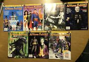 Tomart's Action Figure Digest Magazines Lot Of 7 Issues 100-108 Star Wars