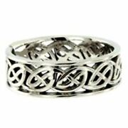 14k White Gold Window To The Soul Ness Ring By Keith Jack Prg3369-14k-w