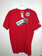 Wacky Packages Creep Mens' L T-shirt Topps Licensed Crest Toothpaste Rare
