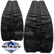 Two Rubber Tracks For Kubota Rx502 400x72.5x74 16 Wide