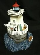 Harbour Lights Collection - 533 Cold Spring Harbor - Ny - Signed 2001 Member Pc