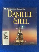 Until The End Of Time By Danielle Steel Audiobook Like New Free Ship