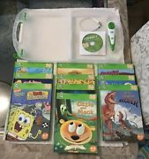 Leapfrog Tag Reading System - 10 Books, Case, Installation Cd, Usb Cable And Pen