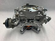 1963 Chevrolet And Corvette Carter Afb Carb 3460s Dated K2 Restored 300hp W/at