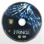 Fringe - Season 1 - Disc 4 Replacement Dvd Disc Only