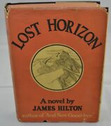 James Hilton - Lost Horizon - First Edition First Printing - 1933