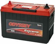 Odyssey 31-pc2150s Heavy Duty Commercial Agm Battery 1150 Cca