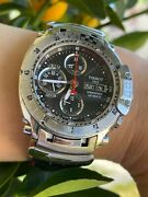 Tissot T-race Watch T027414 Chronograph Automatic Limited Edition Mens 44mm