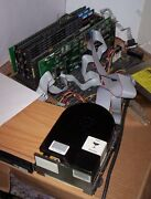 Vintage Ibm 5170 286-6 Mobo W/ext/exp Memory, Modem, Svga, 30m Hd, Hdc/fdc/cable