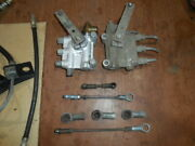 Mercedes W109 300 Sel 3.5 4.5 6.3 Airvalves And Control Rods Lot