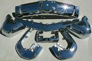 X Cadillac New Triple Plated Chrome Front Bumper 1963 63 Oem