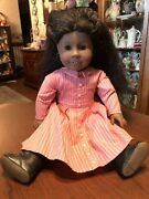 American Girl Doll Addy In Original Meet Outfit