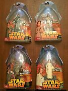 Star Wars Return Of The Sith Huge Lot Of 20 Action Figures